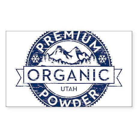 Utah Powder Sticker