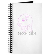 Bacon Babe Journal
