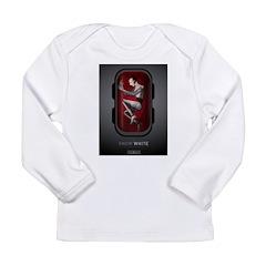 Sci Fi Snow White Long Sleeve Infant T-Shirt