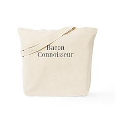 Bacon Connoisseur Tote Bag