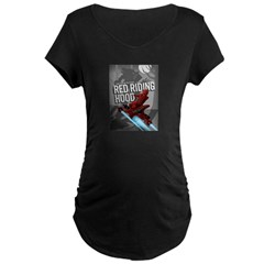 Sci Fi Red Riding Hood T-Shirt