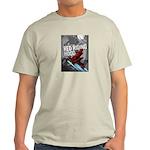 Sci Fi Red Riding Hood Light T-Shirt