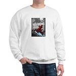 Sci Fi Red Riding Hood Sweatshirt