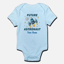 Future Astronaut - Personalized Body Suit