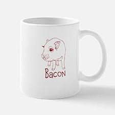Bacon Pig Mug
