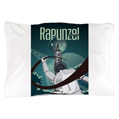 Sci Fi Rapunzel Pillow Case