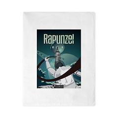 Sci Fi Rapunzel Twin Duvet