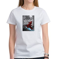 Sci Fi Red Riding Hood Women's T-Shirt