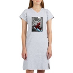 Sci Fi Red Riding Hood Women's Nightshirt