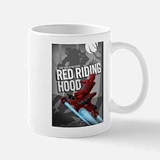 Sci Fi Red Riding Hood Mug