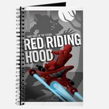 Sci Fi Red Riding Hood Journal