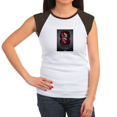 Sci Fi Snow White Women's Cap Sleeve T-Shirt