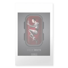 Sci Fi Snow White Decal