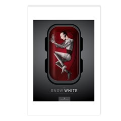 Sci Fi Snow White Postcards (Package of 8)