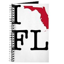 I Love Florida Journal