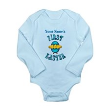 First Easter Personalized Body Suit