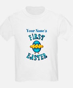 First Easter Personalized T-Shirt