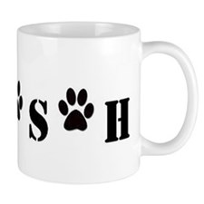 MUSH Logo (Black) Coffee Mug