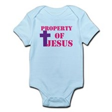 Property of Jesus Body Suit