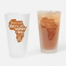 Cute Ethiopia Drinking Glass