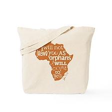 Cute Ethiopia africa adoption orphan Tote Bag