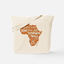 Unique Africa Tote Bag