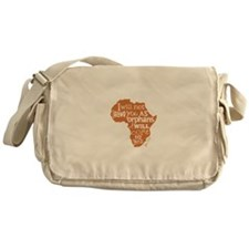 Cute Adopted Messenger Bag