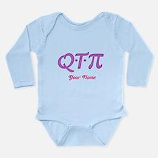 Q T Pi - Cutie Pie - Personalized! Body Suit