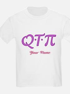 Q T Pi - Cutie Pie - Personalized! T-Shirt