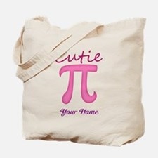 Cutie Pi - Personalized! Tote Bag