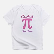 Cutie Pi - Personalized! Infant T-Shirt
