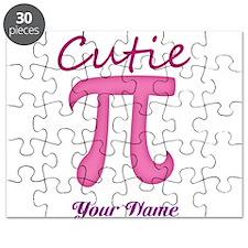 Cutie Pi - Personalized! Puzzle