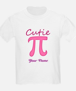 Cutie Pi - Personalized! T-Shirt