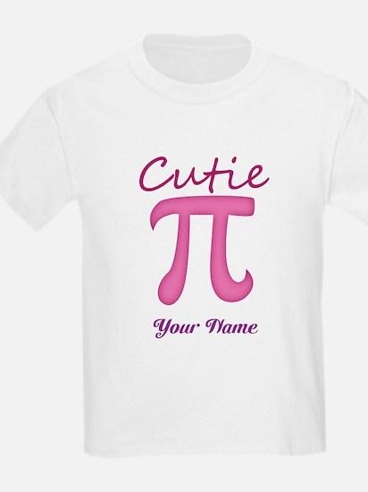 Cutie Pi - Personalized! T-Shirt