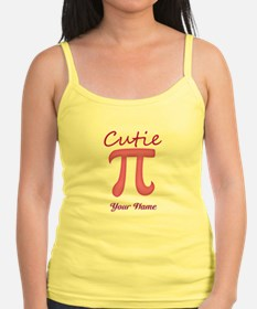 Cutie Pi - Personalized! Tank Top