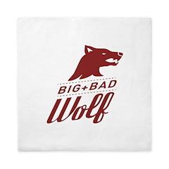 Big Bad Wolf Queen Duvet