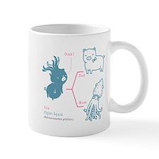 Piglet Squid - Mug