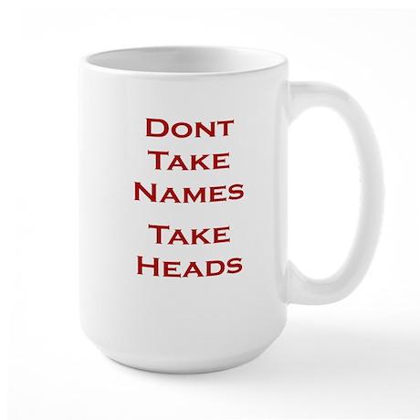 Take Heads Mug