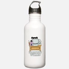 Abby Forensics Wizard Water Bottle