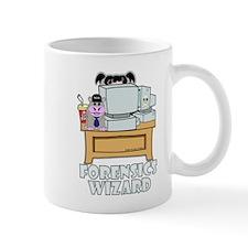 Abby Forensics Wizard Mug