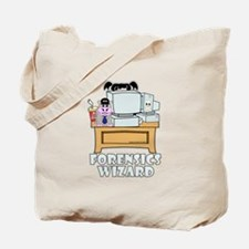 Abby Forensics Wizard Tote Bag