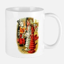 White King and Red Queen Mug