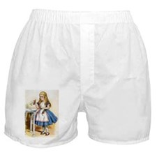 Alice - Drink Me! Boxer Shorts
