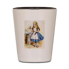 Alice - Drink Me! Shot Glass