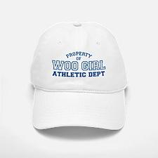 Woo Girl Athletic Dept Baseball Baseball Baseball Cap