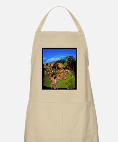 BBQ Apron, Teach the Children Well