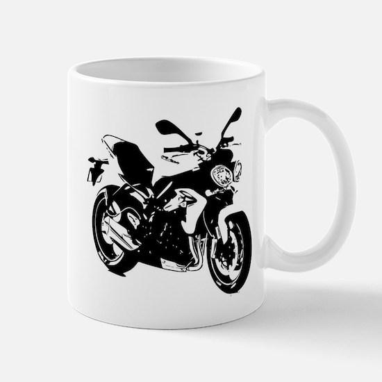 naked upright Mug
