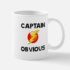 Captain Obvious Mug