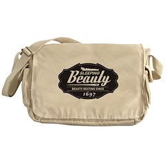 Sleeping Beauty Since 1697 Messenger Bag