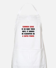 Common Sense Apron